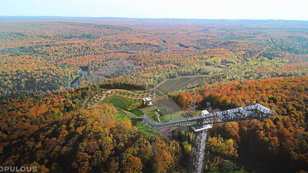 The Future Of Copper Peak Copper Peak Ski Flying And Ski Jumping In Ironwood Michigan Usa